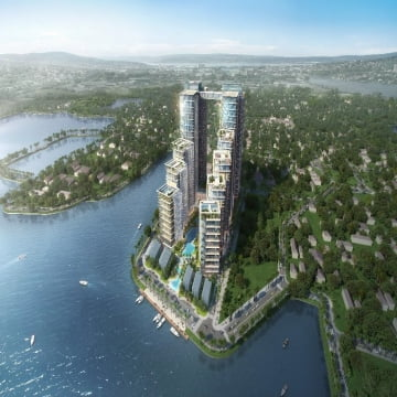 WEST LAKE ICONIC TOWER
